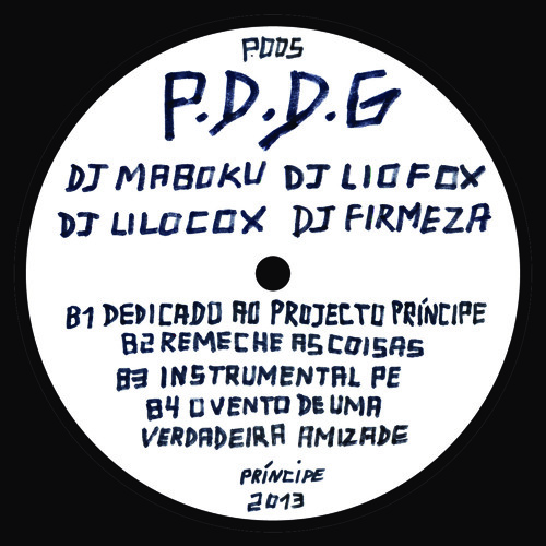 """P005 - B.N.M. / P.D.D.G. - s/t - SIDE B (MEDLEY) - Vinyl 12"""" / Digital OUT NOW!"""