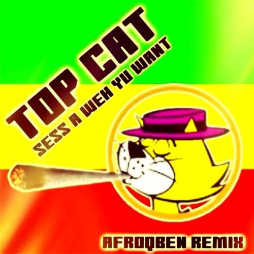 Top Cat - Sess A Weh Yu Want (AfroQBen Remix)