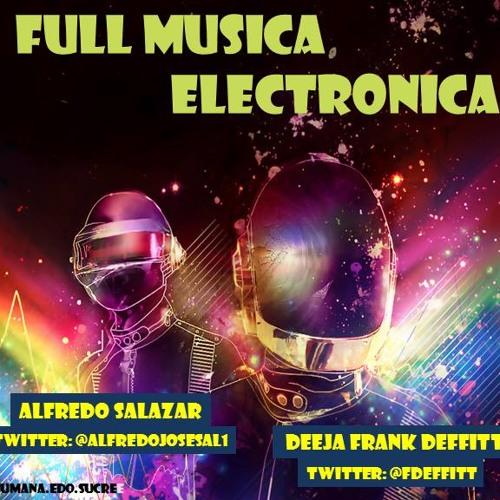 Musica Electronica Alfredo Salazar Ft Frank Deffitt