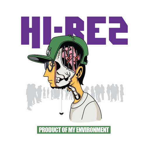 Hi-Rez - Definition (Prod MadebyMvsic)