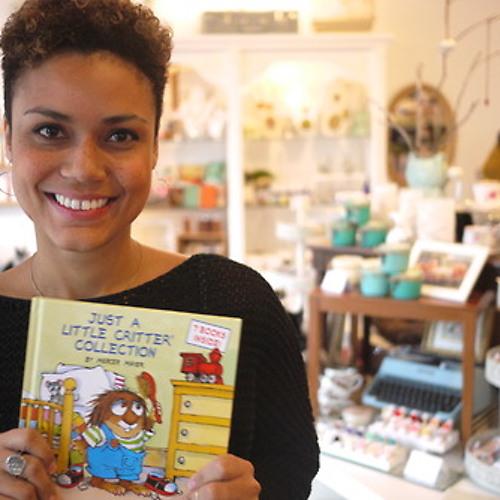 A Good Book Drive: Julia Dewhurst of Brick & Mortar Living