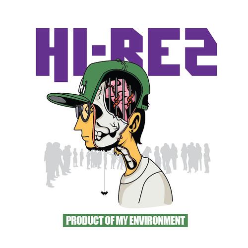 Hi-Rez - Zombie Feat Emilio Rojas (Prod Blove)