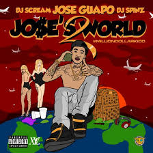 Jose Guapo - Lord Knows Prod. By Medicated Drums