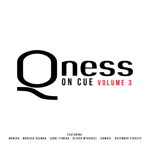 DJ QNESS - On Cue (Vol 3 Album Sampler)