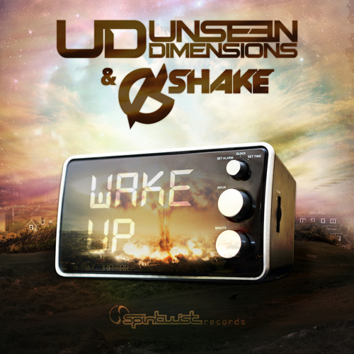 Unseen Dimensions & Shake - Wake Up (Preview) - OUT NOW!