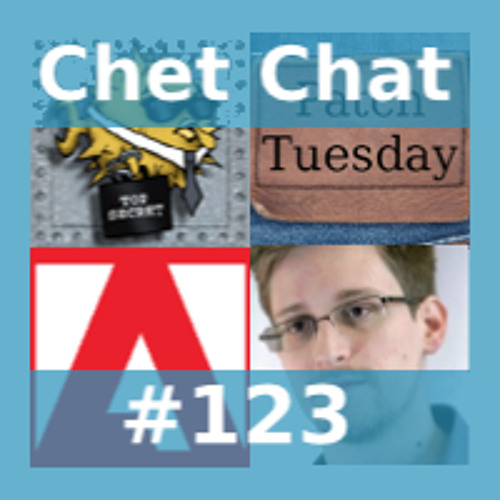 Chet Chat 123 - Nov 13, 2013