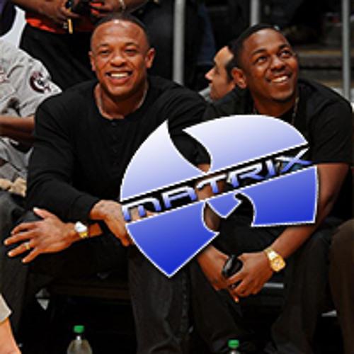 DJ MATRIX - The Recipe Vs Poppin - Dr Dre Kendrick Lamar Chris Brown - POLYBLENDZ 3
