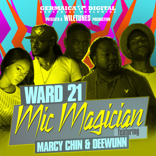 Ward 21 ft. Marcy & DeeWunn - Mic Magician (Explicit)