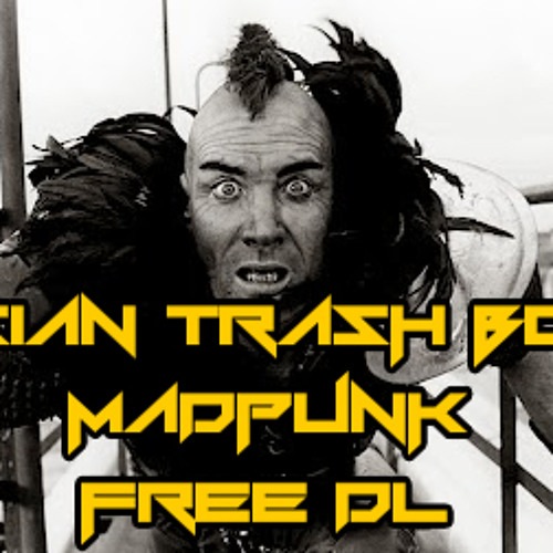 Asian Trash Boy - MADPUNK [FREE DOWNLOAD]