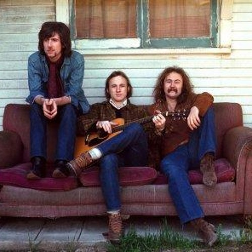 Almost Cut My Hair - Crosby, Stills & Nash (The Rock & Roll Hall Of Fame)