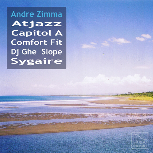 Andre Zimma - Time Exists In Memories - Slope Remix (snippet)