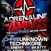 Adrenaline Zombies (BANGHARD PROMO MIX) 14th Dec 2013