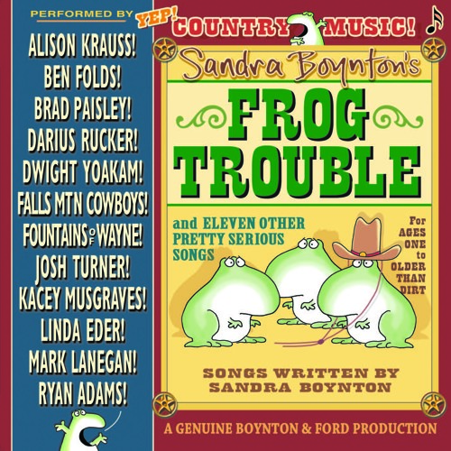 Dwight Yoakam - I've Got A Dog (from Sandra Boynton's Frog Trouble)