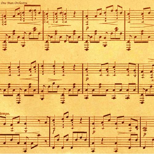 One Man Orchestra - Symphony No. 02 (Vivace)