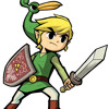 The legend of Zelda (Main Theme-Super Smash Bros)