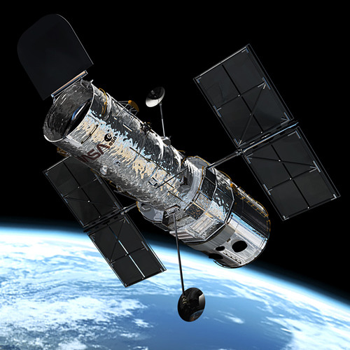 Tribute To Hubble
