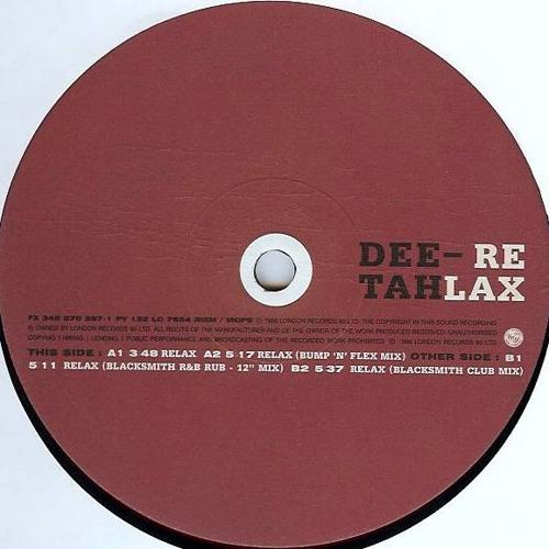 Dee-tah - Relax (Bump & Flex Mix) [1998]