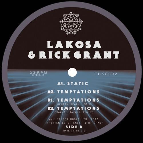 Lakosa & Rick Grant - Temptations (Kornél Kovács Remix) (Tender Hooks, THKS002)
