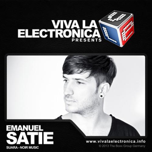 Emanuel Satie - Viva La Electronica Podcast