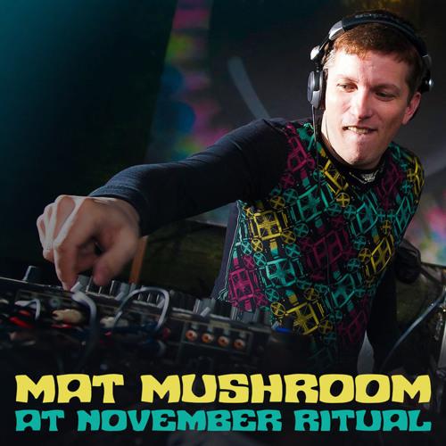 Mat Mushroom at November Ritual 2013