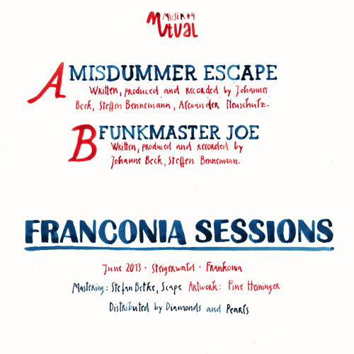 Studio Bruno - Funkmaster Joe (Mutual 04)