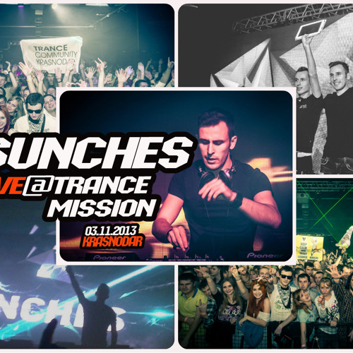 Live @ Trancemission Krasnodar 3.11.2013