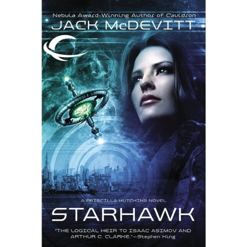 Starhawk by Jack McDevitt, Narrated by Tavia Gilbert