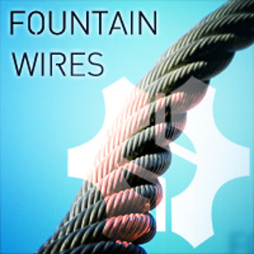 Simon Russell - Through The Wire (naked) - Fountain Wires