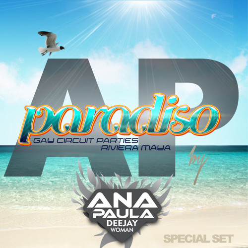 DJ Ana Paula Presents Paradiso Festival Podcast