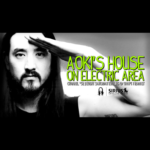 Aoki's House on Electric Area - Episode 95