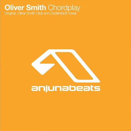 Oliver Smith -  Chordplay (Original Mix)