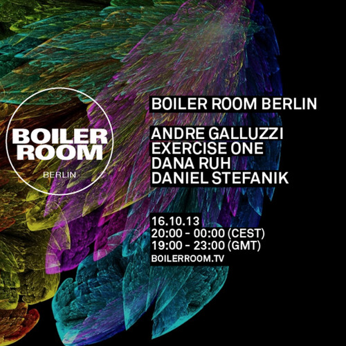 Exercise One Live 60 Min Boiler Room Berlin