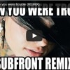TaylorSwift - I knew you were trouble (SubFront Remix) INSTRUMENTALS ONLY