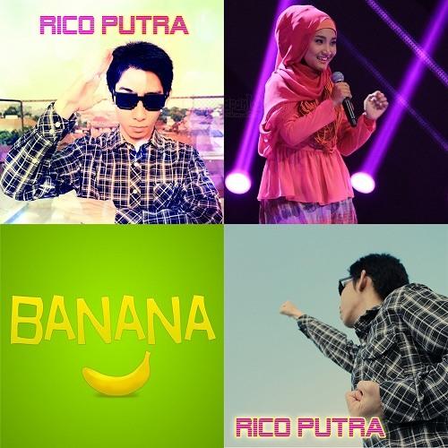 Fatin SL - Dia Dia Dia (Cover by Rico Putra)