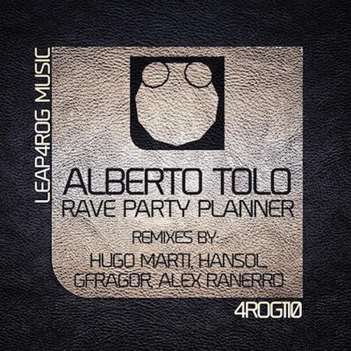 Alberto Tolo - Nu World (Original Mix) [Leap4rog Music]