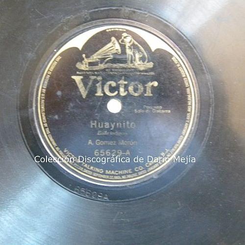 Huaynito - Alejandro Gómez Morón - Lima 5 Septiembre 1913