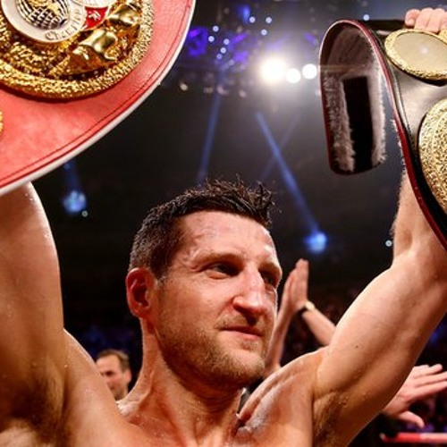 WBA Super/ IBF world champion Carl Froch