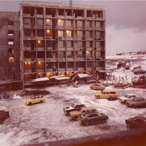 Engihjallaóveðrið 1981