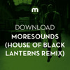 Download: Moresounds 'Flocon' (House Of Black Lanterns remix)