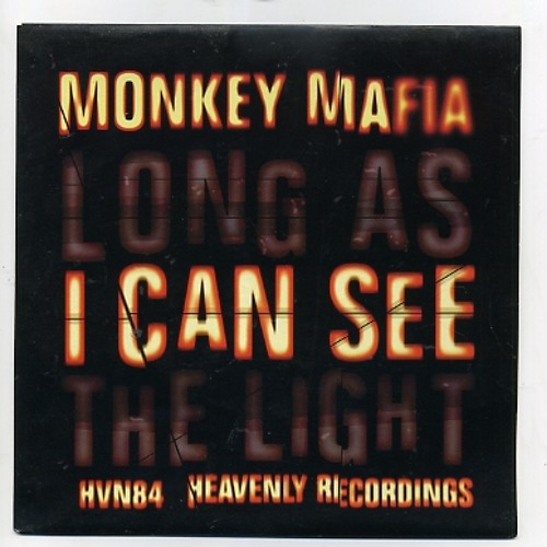 61) Monkey Mafia - Long As I Can See The Light (Adrian Sherwood's Dub Lighting)