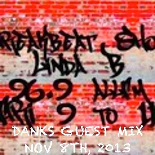 Guest Mix - Breakbeat Show (AllFM 96.9) w Linda B - Nov. 2013
