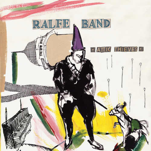 Ralfe Band - Attics