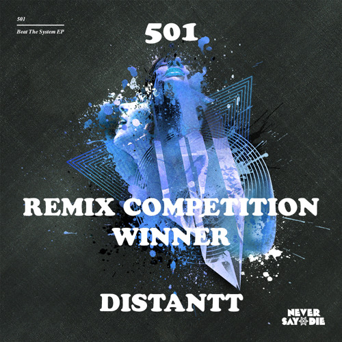 501 - Vulture (Distantt Remix)