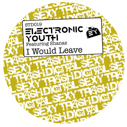 Electronic Youth feat Shanaz - I Would Leave (Sexy Trash Digital)[Teaser]
