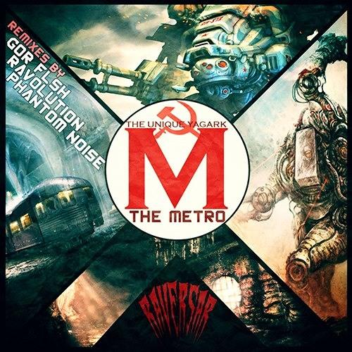 The Unique Yagark - The Metro EP