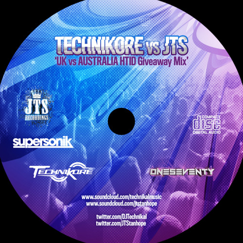 Technikore & JTS HTID Giveaway Mix