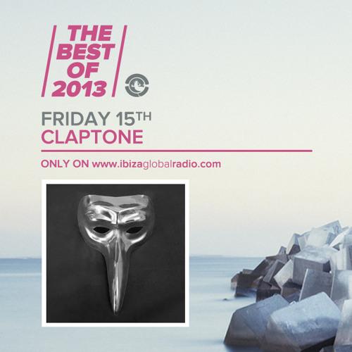 Claptone - The Best Of 2013 on Ibiza Global Radio