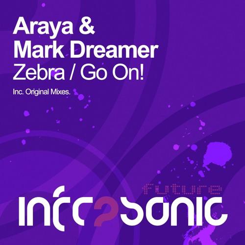 Araya & Mark Dreamer - Zebra