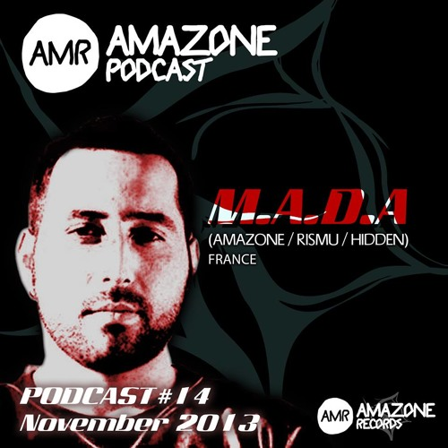Amazone Podcast 14 by M.A.D.A.