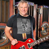 Alex Lifeson at the Classic Rock Awards 2013